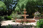 Fountain in Sedona